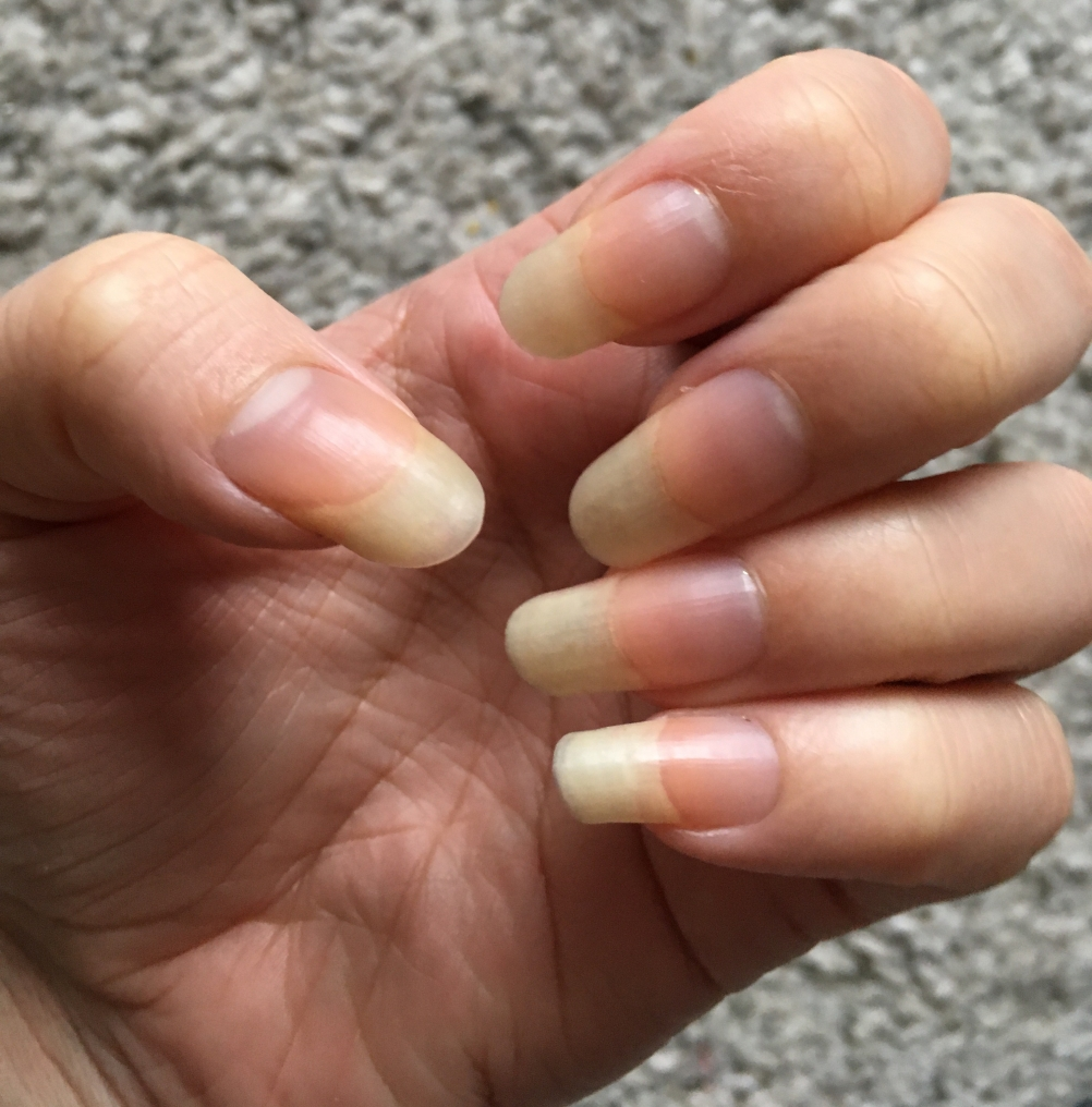 Nail Care Advice | From Nail Biter To Oh Mamma Mia That\'s Sharp ...