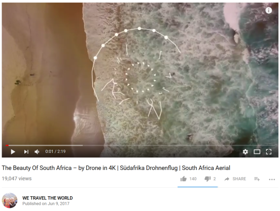 youtube video for south africa